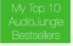Top Ten Best Selling Tracks By M.Paramonov